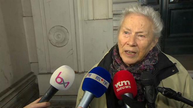Clara, survivante de l'attentat au Musée juif, témoigne: