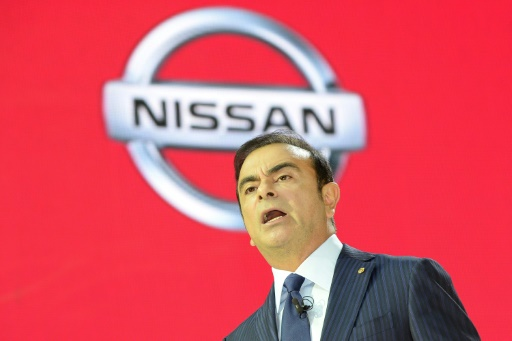 Nissan, s'estimant floué par Carlos Ghosn, réclame son dû