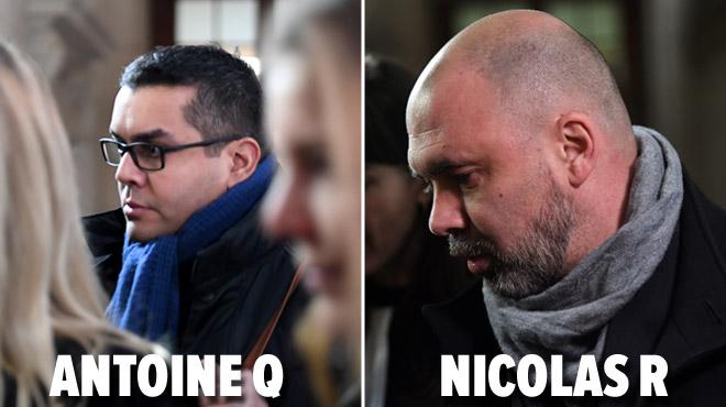 Procès du viol d'une Canadienne par des policiers d'élite en France: le portrait élogieux d'un accusé, un mari
