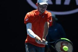 Open d'Australie - David Goffin, battu par Medvedev :