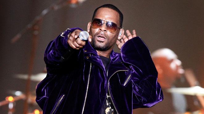 Médias américains: R Kelly et Sony RCA Record Label