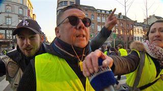 Une équipe du RTL INFO 19H empêchée de réaliser un reportage sur le rassemblement des gilets jaunes à Namur 5