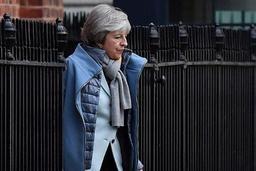 Brexit - Le cabinet de May s'inquiète de