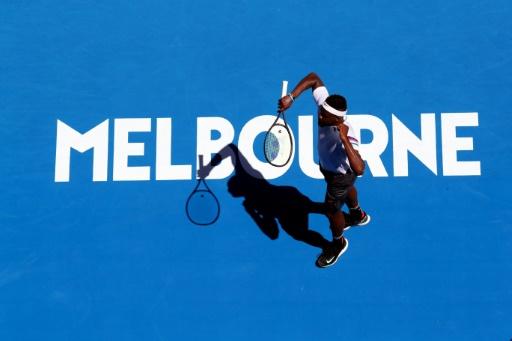 Open d'Australie: premier quart de finale pour Tiafoe, le jour de ses 21 ans