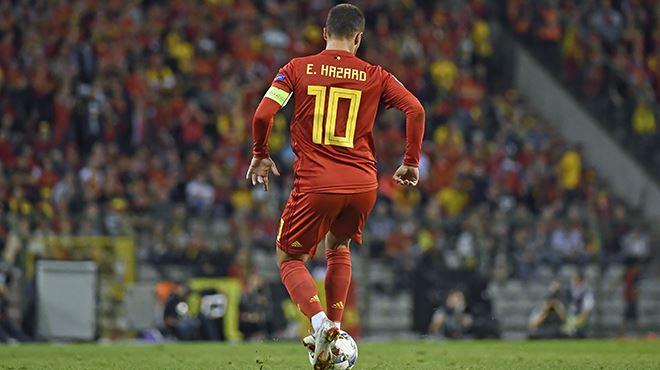 Le Real Madrid passe à l'attaque pour Eden Hazard 1