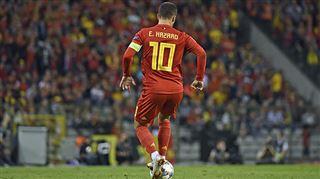 Le Real Madrid passe à l'attaque pour Eden Hazard