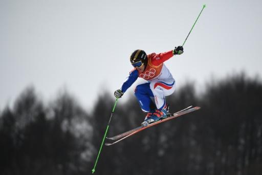 Ski cross: Chapuis remporte l'épreuve d'Idre Fjäll
