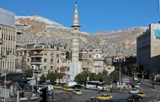 Syrie: un attentat secoue le sud de la capitale Damas
