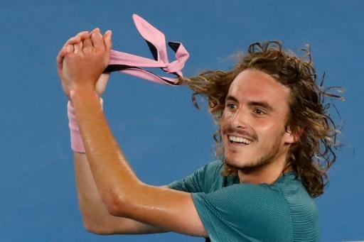 Tennis: Stefanos Tsitsipas, la balle hellène
