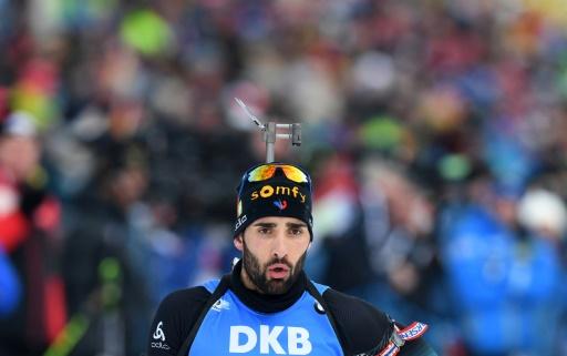 Biathlon: Fourcade décidera après Anterselva d'éventuelles impasses en Coupe du monde