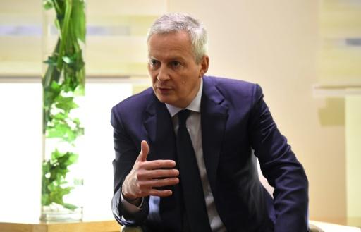 Le ministre français de l'Economie en Egypte pour préparer une visite de Macron