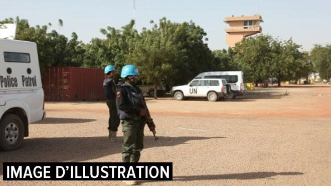 Attaque au Mali: dix casques bleus tués et 25 autres blessés