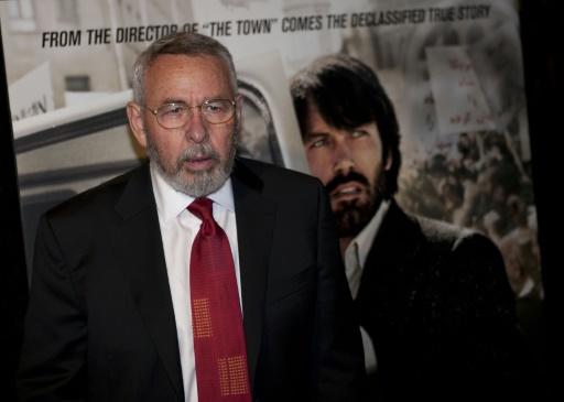 Décès de Tony Mendez, agent de la CIA héros du film