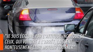 Peut-on laisser tourner le moteur de sa voiture quand on est à l'arrêt? NON et ce sera 130€ d'amende 3