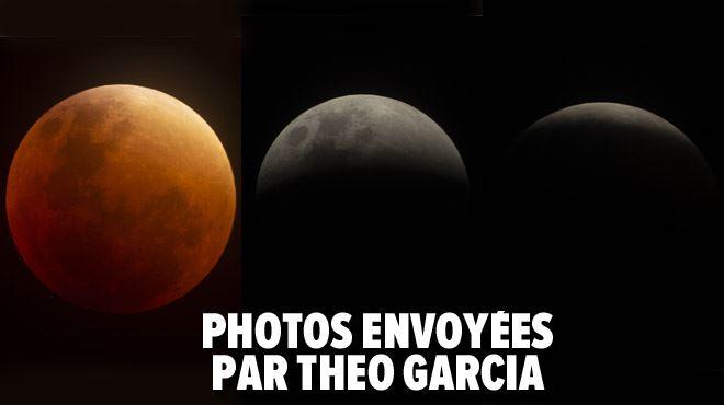 Vos photos de l'éclipse totale de lune visible en Belgique ce matin- Trop beau! 1
