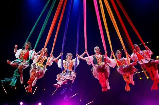 Un dresseur britannique et un producteur géorgien vainqueurs du festival du cirque