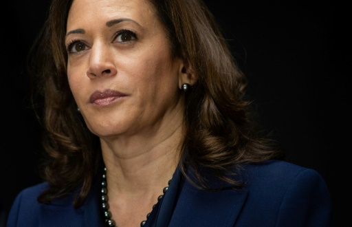 La sénatrice démocrate Kamala Harris candidate à la Maison Blanche