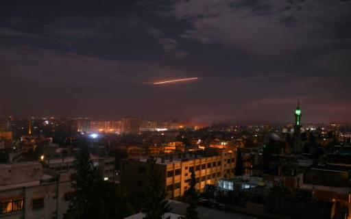 Frappes israéliennes en Syrie: ce qu'il faut savoir