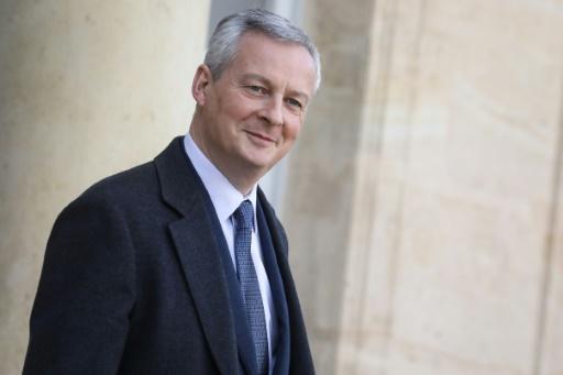 Bruno Le Maire souligne