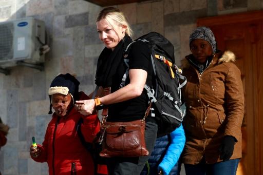Emmenés par leur père chez l'EI, deux enfants quittent la Syrie avec l'aide de Pink Floyd
