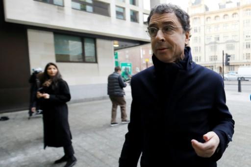 Soupçons de financement libyen: Djouhri se dit