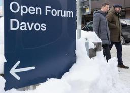 Forum économique de Davos - Charles Michel en route pour Davos