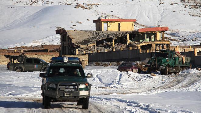 Afghanistan: au moins 65 morts dans une attaque talibane contre une base du renseignement militaire