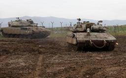 Les raids israéliens en Syrie ont fait 21 morts selon un nouveau bilan