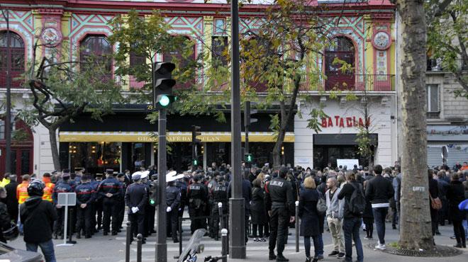 Attentats de Paris: trois proches de l'un des kamikazes du Bataclan interpellés