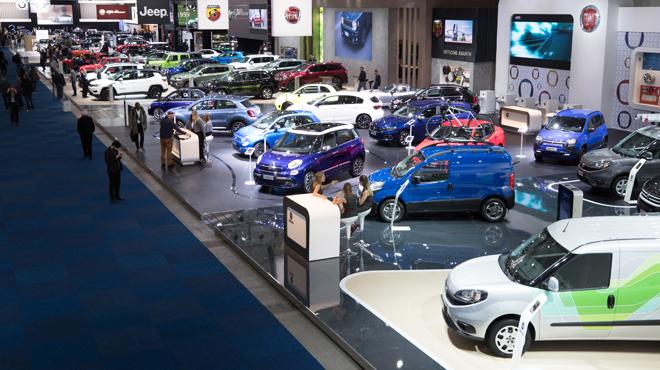 Salon de l'Auto: voici le modèle le plus populaire du pays
