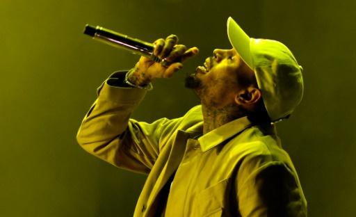 Le rappeur américain Chris Brown en garde à vue à Paris pour viol aggravé