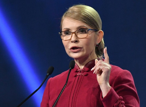 Ioulia Timochenko, icône controversée de la révolution ukrainienne