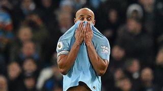 Manchester City- Vincent Kompany à nouveau sur la touche 5