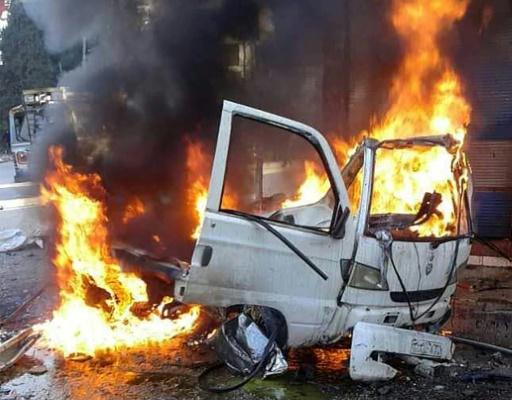 Syrie: un mort dans l'explosion d'une