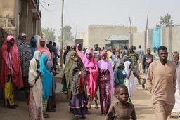 Quelque 6.000 Nigérians se sont réfugiés au Tchad après des attaques de Boko Haram
