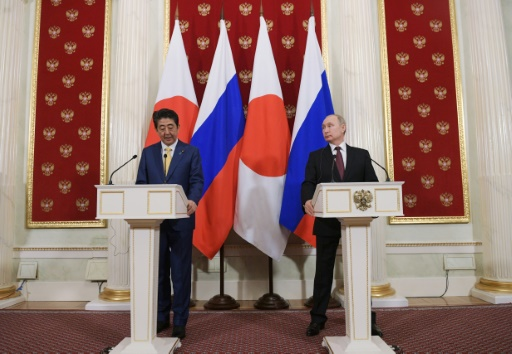 Kouriles: Poutine prédit encore un