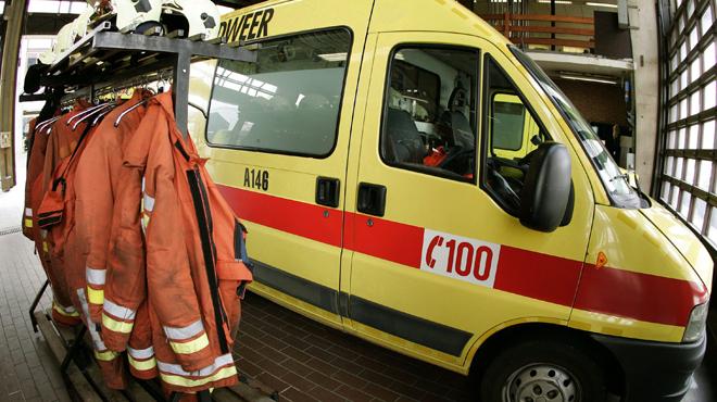 Une femme hospitalisée après une intoxication au CO à Molenbeek