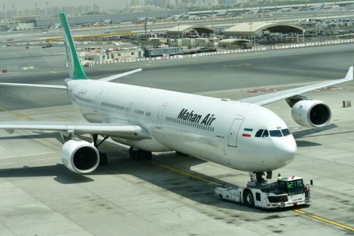 Téhéran dénonce la décision de Berlin de bannir la compagnie Mahan Air