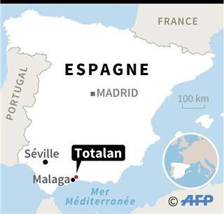 Espagne- nouveaux contretemps dans la recherche de l'enfant dans un puits