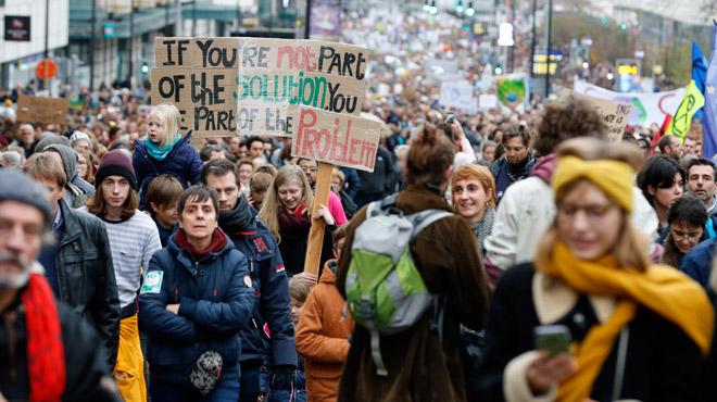 Marche pour le climat de dimanche à Bruxelles: la STIB et la SNCB renforcent leur offre