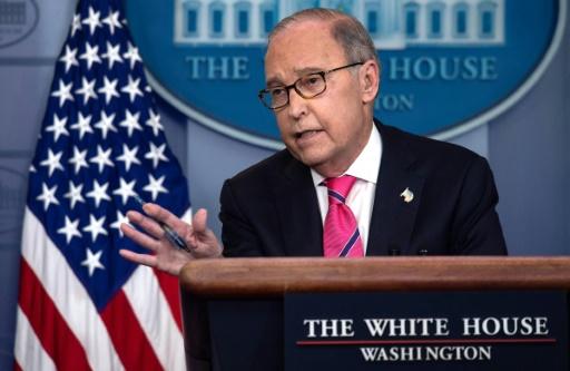 Les négociations commerciales avec la Chine restent sur les rails, affirme la Maison Blanche