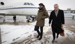 Charles Michel n'est pas interrogé à Davos sur la situation politique en Belgique