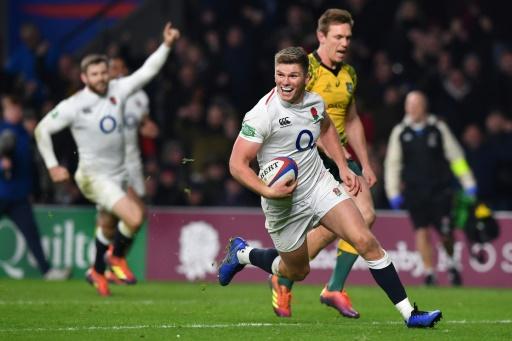 Six nations: l'Anglais Farrell sera prêt pour le choc contre l'Irlande