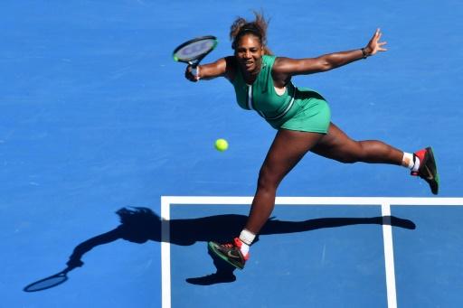 Open d'Australie: Serena Williams pense que sa défaite n'est pas liée à sa blessure