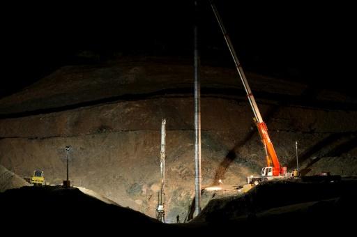 Espagne: finalisation d'un tunnel pour secourir un enfant tombé dans un puits