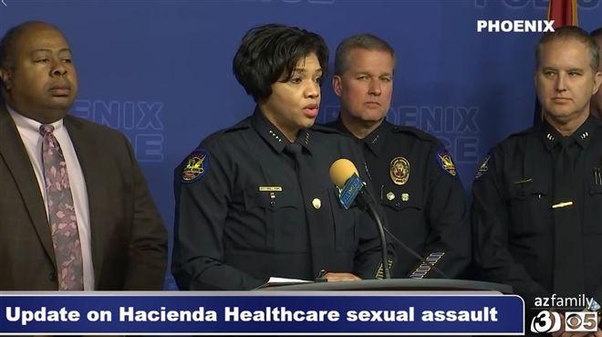 Une jeune Américaine en état végétatif depuis 14 ans accouche- le violeur présumé arrêté 1