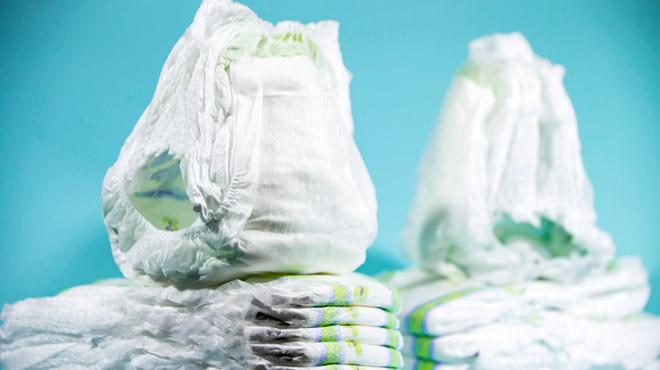 Substances chimiques dans les couches bébés: Test-Achats dévoile les résultats de ses analyses en Belgique