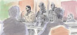 Mehdi Nemmouche reste muet car il ne peut pas se défendre correctement, selon son avocat