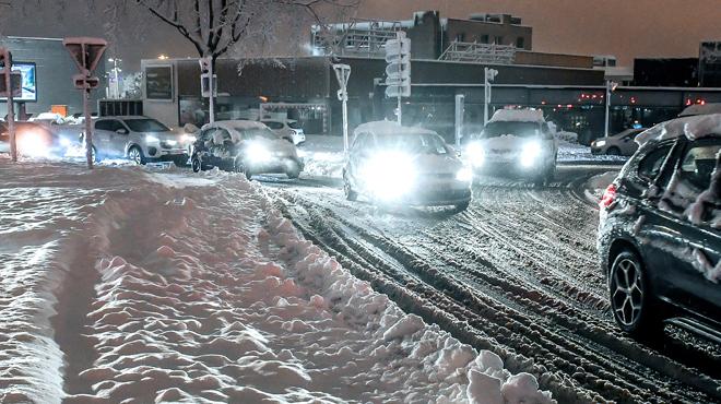 Prévisions météo: en a-t-on fini avec la neige ?