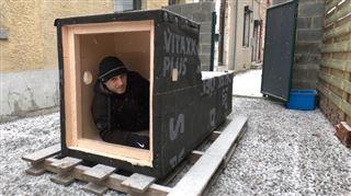 Voici le projet d'une asbl carolo pour permettre aux sans-abris de passer la nuit au chaud 2